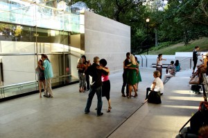 Art Gallery Outdoor Milonga