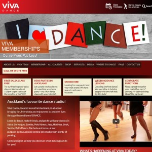 www.vivadance.co.nz