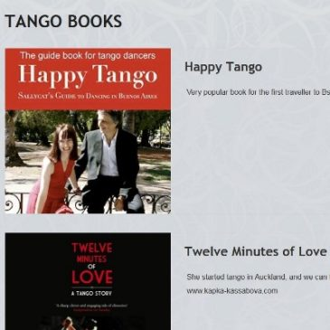 Tango Books for Christmas?