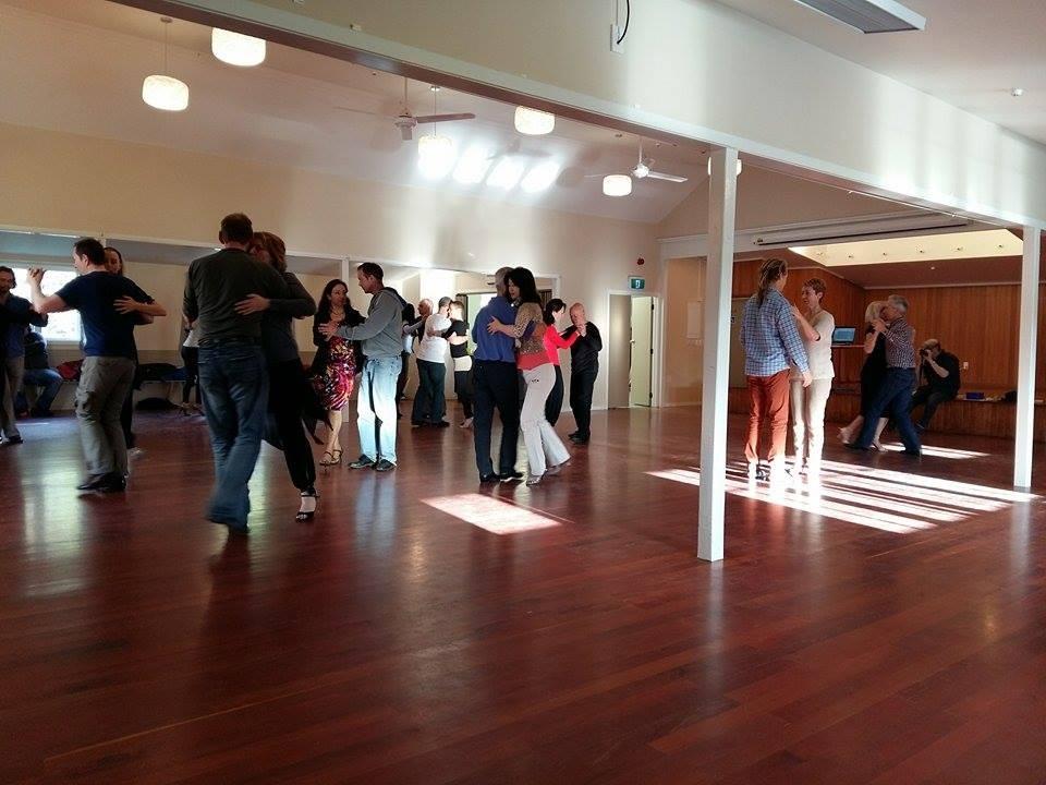 Auckland Tango - Milonga