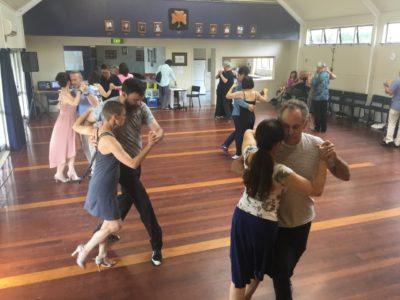 Toco Tango Practica, Auckland