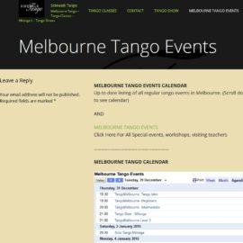 Melbourne : sidewalktango.com.au