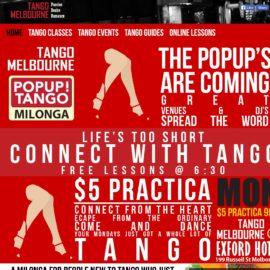 Melbourne : tangomelbourne.com.au