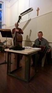 Tango Mahi - Stu and Philippe - Auckland
