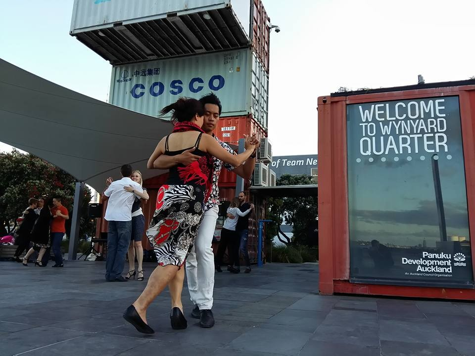Auckland Tango - Milonga at the Viaduct
