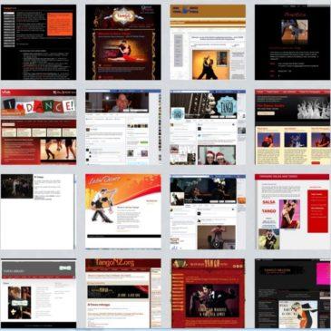 Tango Website Links
