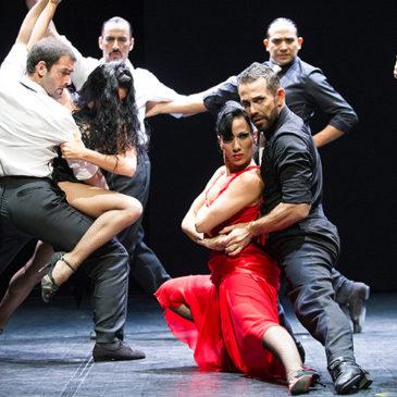 Milonga – Stage Show and Masterclass