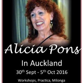 Alicia Pons in Auckland