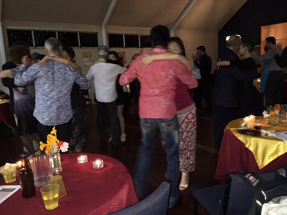 Auckland Tango - Toco Tango MIlonga