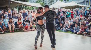 Tango in Aotea Square @ Aotea Square | Auckland | Auckland | New Zealand