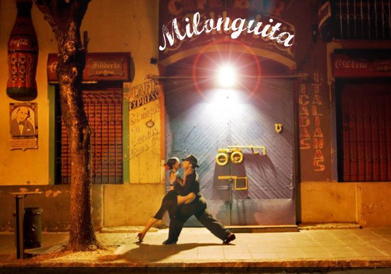 Milonguita Milonga @ Pasion Por Tango