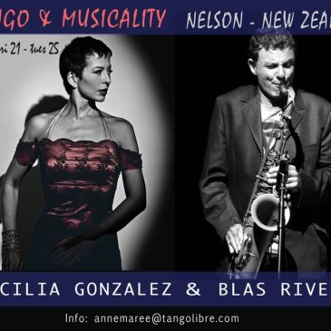 Cecilia Gonzalez & Blas Rivera – Nelson – April