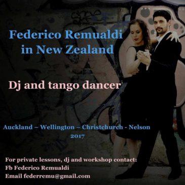 Federico Remualdi – Uruguayan Tango Teacher