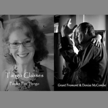 Grant and Denise Tango Classes