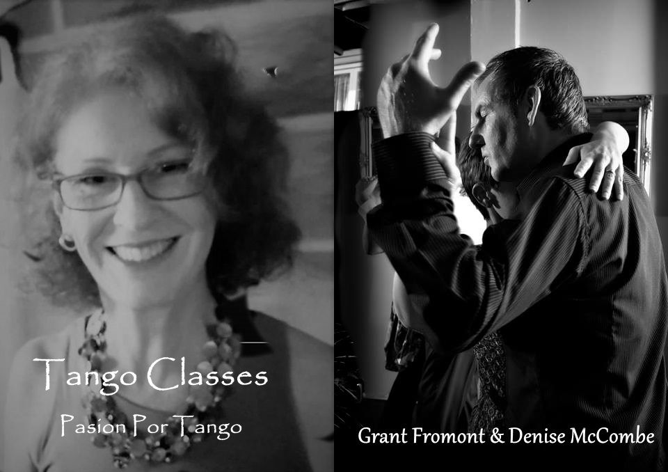 Grant and Denise tango classes
