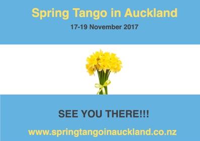 Spring tango