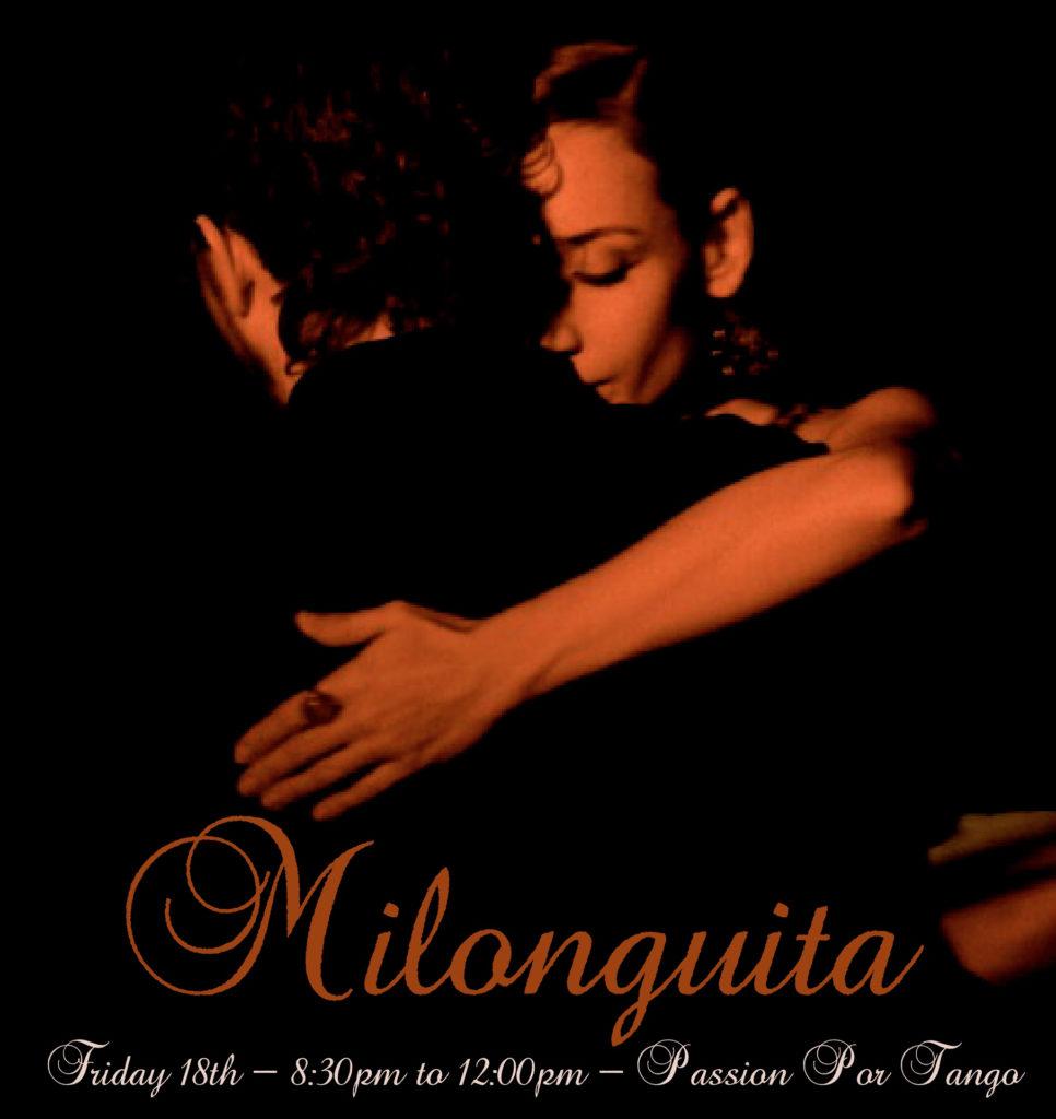 Milonguita Milonga @ Passion Por Tango   Auckland   Auckland   New Zealand