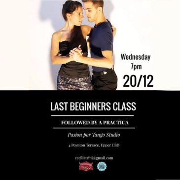 Beginners Class and Practica