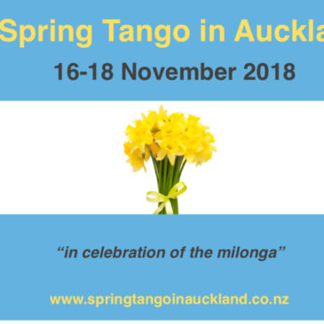 Spring Tango 2018