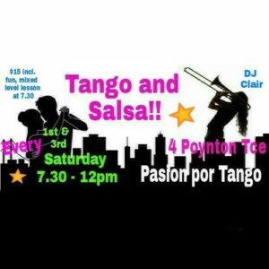 Tango and Salsa @ Pasion por Tango Studio | Auckland | Auckland | New Zealand