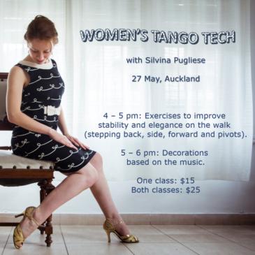 Silvina Tango in Auckland