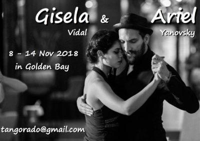 Golden Bay - Workshops with Ariel & Gisela @ Golden Bay   Whangarei   Northland   New Zealand
