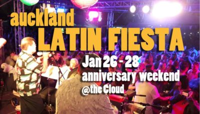 Auckland Latin Fiesta 2019 @ The Cloud | Auckland | Auckland | New Zealand