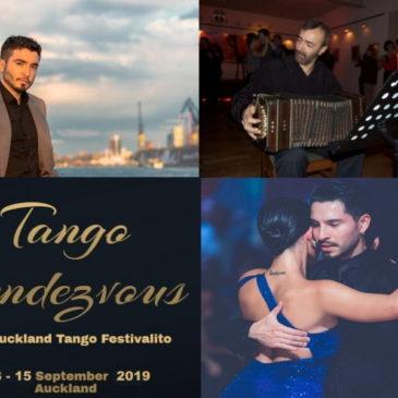 Auckland Tango September 2019