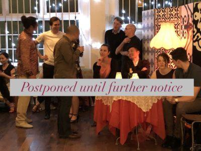 ♥Lo de Marion♥ - POSTPONED! @ Pasion Por Tango   Auckland   Auckland   New Zealand