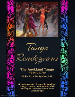 Tango Rendezvous 2021 - Postponed to 10-12 Dec 2021